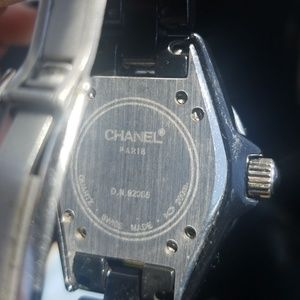 CHANEL Accessories - Chanel j12 watch